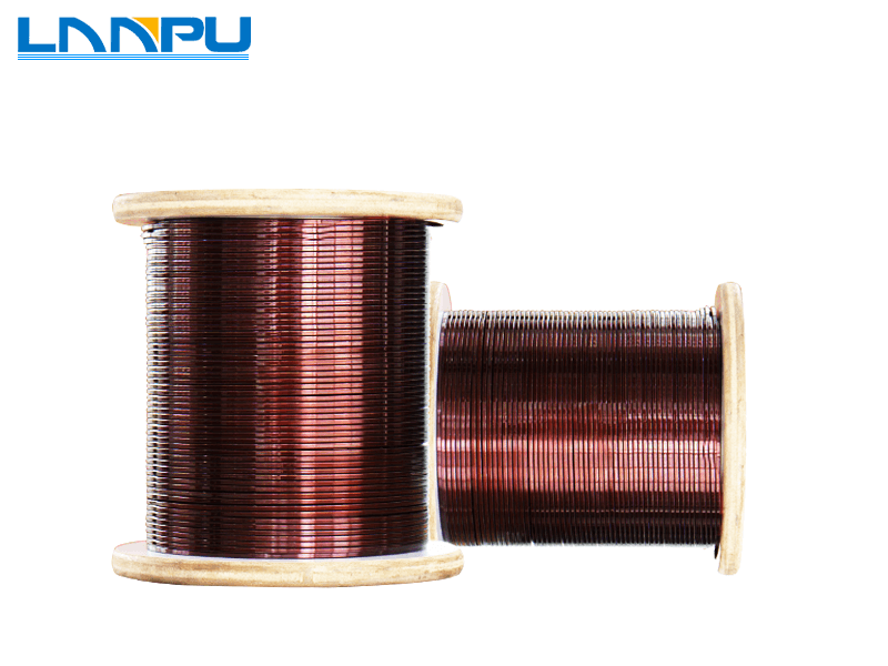Enameled Square Aluminum Wire