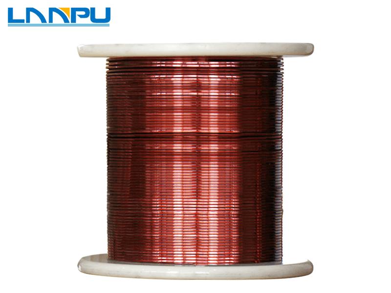 Enameled Square Copper Wire, copper magnet wire, Square ...