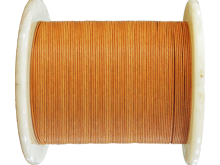 Fiber Glass Covered Round/Flat Copper Wire