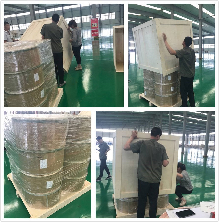 LP Magnet Wire Shipping